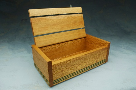wooden box_kelly parker