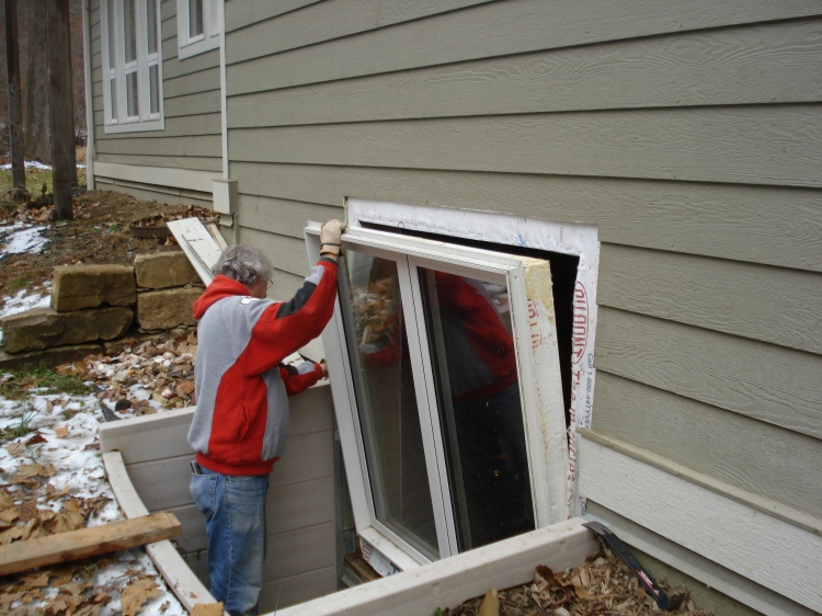 Removing the existing window